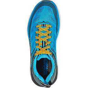 Hoka One One Bondi 6 Buty do biegania Mężczyźni, dresden blue/black